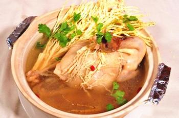 万博官网手机版网页版登录槟榔花鸡:鸡肉质嫩香甜,咸鲜可口