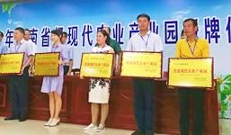 文昌椰子现代农业产业园正式授牌成立