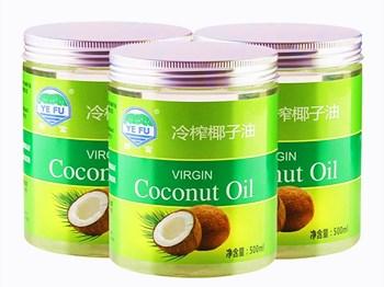 文昌椰子油本身是养分,能快速吸收