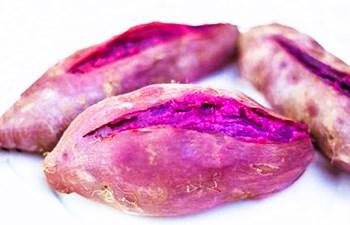 琼中紫罗兰红薯甘甜可口,营养丰富