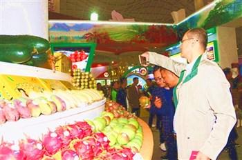 昌江共41种当地特色产品参加今年冬交会